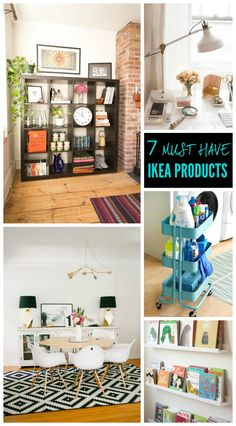 7 Must Have Ikea Products For Your Home - Creative Juice