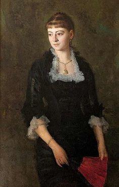 File:Henryk Rodakowski - Portret dziewczyny.jpg