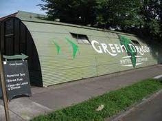 Green Dragon Brewpub in Portland, Oregon