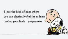 That kinda hug ♡