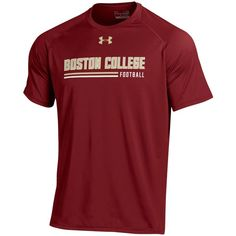 NCAA Under Armour Men's Tech Tee, South Carolina, X-Large: The NCAA Under Armour men's short sleeve Tech tee is made with lightweight brushed fabric with soft, comfortable hand. The front chest is designed with a screen print school logo. Under Armour Logo, Under Armour Men, Tech T Shirts, Tee Shirts, Illinois Football, Under Armour Football, Stanford Cardinal, Utah Utes, Texas Tech Red Raiders