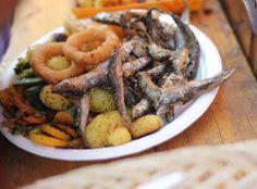 Finland, Baltic Fish dish