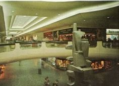 Metrocenter Mall in Phoenix - where I spent a lot of time in the 80's!