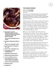 """I saw this in """"Kitchen Wisdom: Holiday Edition"""" in Martha Stewart Living December 2014-January 2015."""