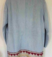 Abrigo bajos2 Boho, Hippy, Sweaters, Fashion, Hippie Clothing, Wraps, Moda, Fashion Styles, Bohemian