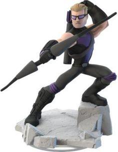 Figurine DISNEY Infinity 2.0 Hawkeye