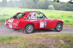 MGB GT Rally