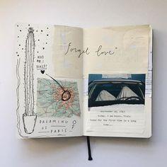 Artbook Art Bullet journal Inspiration Ideas
