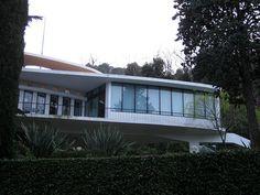 Leonardo Ricci villa Balmain 1958 Isola d'Elba