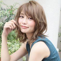 Pin on 大人可愛い Pin on 大人可愛い Asian Short Hair, Asian Hair, Short Hair Cuts, Pelo Midi, Medium Hair Styles, Short Hair Styles, Hair Arrange, Ash Blonde Hair, Haircut And Color
