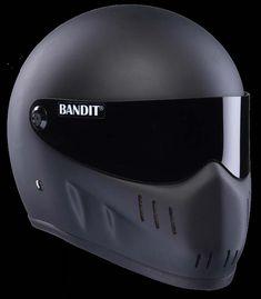 Alien Helmet XXR Helmet, the Original. The original and most popular StreetFighter Helmet from Germany also known as Bandit Helmet.