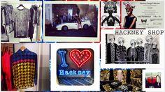 Moodboard Portfolio Hackney Shop