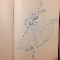 This Ballet is better than I can. Draw