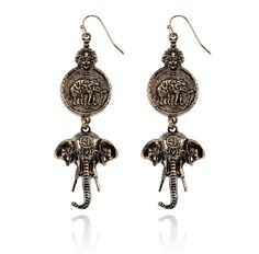 VOYAGE TO INDIA EARRINGS