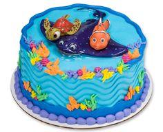 Finding Nemo & Squirt DecoSet® Cake Topper