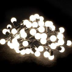 Guirlande Lumineuse Extérieure Raccordable 10 Globes  LEDs