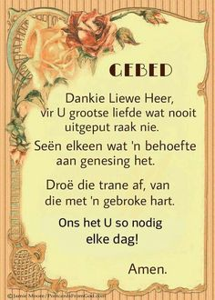 Christian Messages, Christian Quotes, Scripture Verses, Bible Verses Quotes, Afrikaanse Quotes, Inspirational Qoutes, Motivational, Goeie Nag, Goeie More
