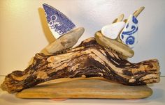 Things made from driftwod etc. from the Ayrshire coast by CroyCrafts