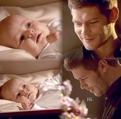 The Originals 1x20. I definently think the baby will change him <3