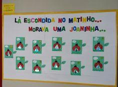 Mural da primavera. 2014  Maternal 2. Usando cd. #reciclarereaproveitar  #educaçãoinfantil