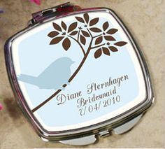 Personalized Mirror Compacts image