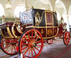 One of Her Majesty's Carriages, Royal Mews
