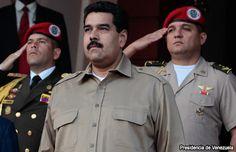 Maduro justifica represión en Venezuela