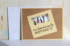 Cool Birthday Cards For Dad ~ Dad you are like a dinosaur totally awesome father s day card