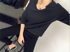 MayFair Long-Sleeve T-Shirt | YESSTYLE