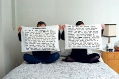 these are DAvid Shrigley.  But somehow the idea of writing and printing a story onto pillows is what grabbed me.  Like a Christmas story, or a carol.  Sleep in Heavenly Peace, for example.  Or just writing and getting it made up into pillows.  Great idea