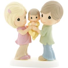 "Precious Moments ""Bless The Day You Arrived"" Figurine for New Baby $55.00"