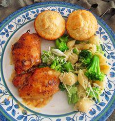 Bacon Molasses Chicken