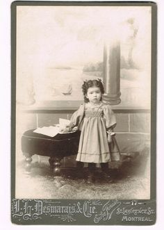 Photograph.Antique.Vintage.Historic.cabinet photo.girl.home deco.collectible.rare.art.frame.eco.crafting.scrap book.steam punk.retro.fashion by JackieBassettArt on Etsy