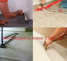 Carpet starching is a tough job. Here you can find some reasons regarding why carpets ripple, the tools for carpet stretching and DIY tips for re-stretching to make it flat and look nice.Carpet ...