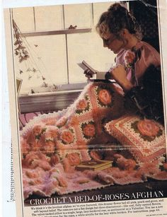 Pansy Doily ~ free pattern