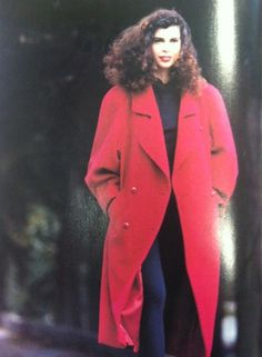 This week for our Throwback Thursday, we ruffled up a winter coats shoot from our October 1989 issue and they?re actually surprisingly cute. Winter Coats, Fashion Fashion, 1980s, Cute, Jackets, Image, Down Jackets, Kawaii, Jacket