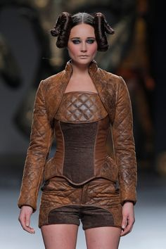 Maya Hansen 2013. I love this, It looks like something Princess Leia would wear.