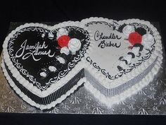 Get Help Planning Your Perfect Wedding Day Marine Wedding Cakes, Wedding Sheet Cakes, Wedding Cake Toppers, Heart Shaped Wedding Cakes, Heart Shaped Cakes, Beautiful Wedding Cakes, Beautiful Cakes, Latest Birthday Cake, 40th Anniversary Cakes