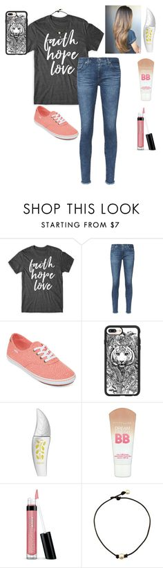 """""""Food Tag!!!!"""" by jweber-14 ❤ liked on Polyvore featuring AG Adriano Goldschmied, Vans, Casetify, Physicians Formula, Maybelline, Bare Escentuals and country"""
