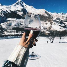{ winter wine. }