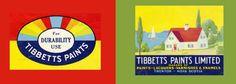 Tibbetts Paints, Trenton Nova Scotia, Chicago Cubs Logo, Team Logo, Logos, Painting, Style, Painting Art, Paintings, Paint