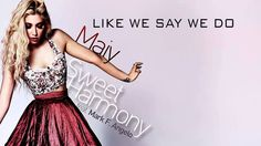 Maiy feat. Mark F. Angelo - Sweet Harmony (Official Lyric Video HQ)