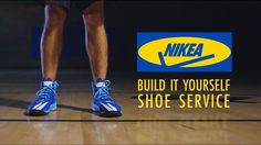NIKEA - Nike und IKEA machen gemeinsame Sache