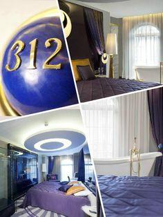 Lapis Floor / Sura Design Hotel #surahotels #sultanahmet #Istanbul #lapis #design #luxury #hotel