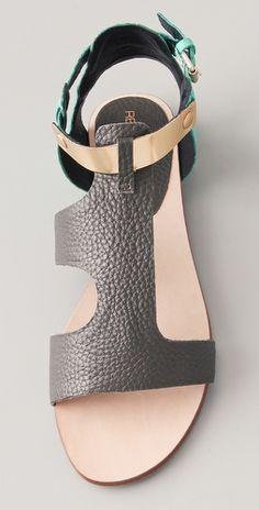 Rebecca Minkoff Flat Sandals