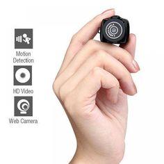 Mini Wireless Camera Video Audio Recorder Webcam Camcorder Small DV DVR Security Secret Nanny Car Sport Micro Cam with Mic Camera Mic, Spy Camera, Video Camera, Wireless Home Security Systems, Security Alarm, Security Camera, Security Products, Video Security, Mobile Security