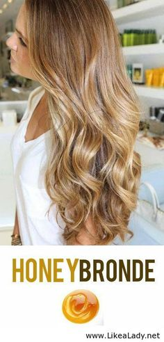 Love this color.....Honey Bronde Hair Color