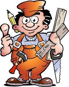 Ayudante de carpintero.