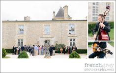 Wedding: Bordeaux, France. Heather + Adrien | frenchgreyphotography.com