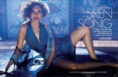 Esha Gupta on the Cover of Elle Magazine in Mumbai
